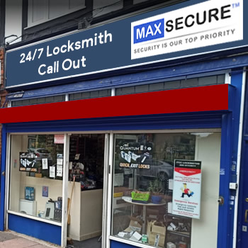 Locksmith store in Edgware